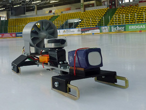 Turbo Ice Sled (experimental)