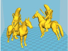 Banana Knight v6 - Mounted Cavalry