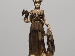 Varvakeion Athena (Athena Parthenos)