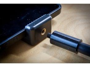 "Camera Adapter 1/4"" ---> Fiberglass"