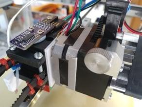 BETA - Piezo z-probe for E3D Titan Aero (mounted direct via motor)