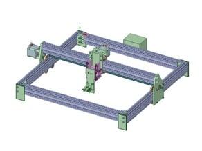 Cnc Case (Plotter-Laser-Dramel)