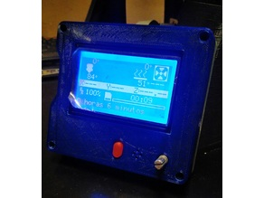 LCD Case Full Graphic (Replikat M5)