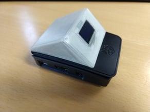 SSD1306 Oled Gehäuse für Original Raspberry Case