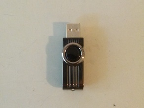 USB cable flash drive