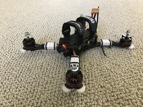 Skull and Drones Hype (Hypetrain) arm bumpers