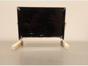 Stand display Netbook
