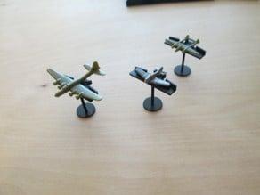 Axis & Allies Air Unit Stand