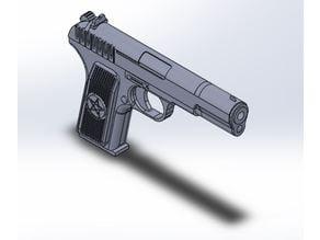 TT-33 Soviet pistol