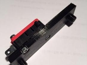 OX CNC Router Z-limit switch mount