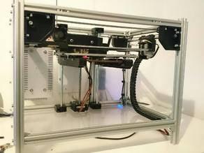 CTC Gehäuse umbau auf Aluminiumrahmen / CTC to Aluminum Frame Conversion