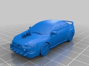 Gaslands/ Post Apoc Performance Car