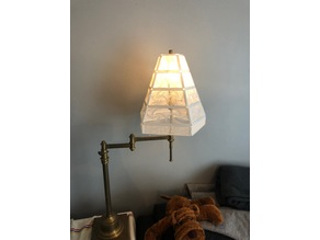 lampshade (please use low wattage LED)