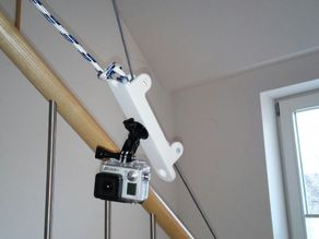 GoPro (rope)slide