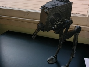Legs for AT-ST