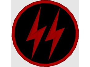"""Earth X Reverse Flash Logo From The CW`s """"The Flash"""""""
