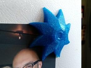 Star shaped Fridge Magnet - for 1/2x1/4 Neodymium Magnets