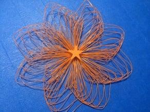 Super Flowers (drooloop flowers) Wide Petal- customizable