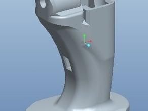 3D Laser Scanner Holder