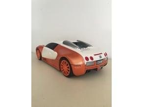Bugatti Veyron  KOPIE von Wulfnor