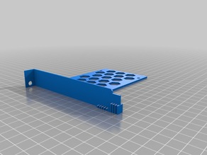 PCI harddisk bracket
