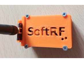 SoftRF case for UAV