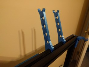 Spool Holder for 3030 Extrusion