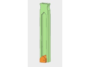 Extruder e-step Calibration Fixture