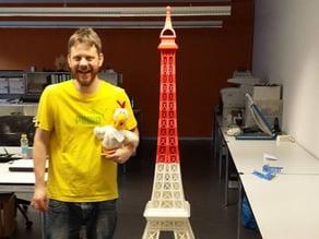 Eiffel Tower 190 cm