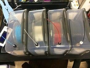 Filament Moisture repelling Case / Dry Box