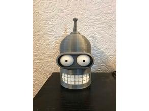 Echo dot Bender cover