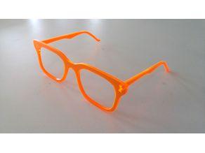 Lasercut Glasses