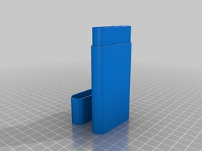 Vape Pen and Cartridge Case