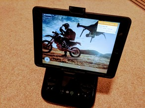 3DR Solo Smart Drone Tablet/Phone Extension for iPad Air 2
