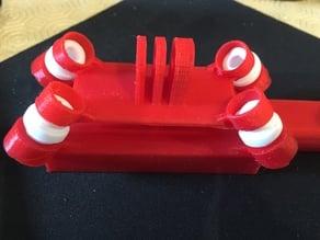 Antivibration Extension arm for GOPRO- Rallonge antivibration pour GOPRO