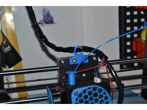CABLE MOUNT EXTRUDER FOR ANET A8
