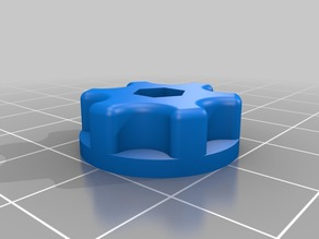 M3 Thumb Nut for Tronxy X1  Bed Leveling