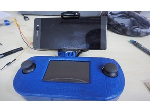 Basic Controller with Touchscreen