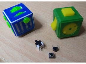 Printable Fidget Cube