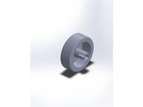 idler wheel for vacuum cleaner