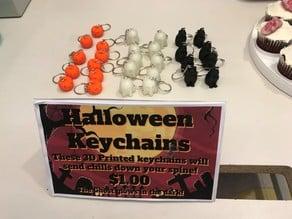 Halloween Keychains!