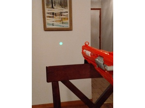 NERF Kid safe laser like light ray pointer