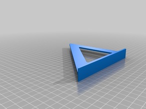 Simple 6 Inch Speed Square