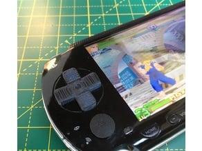 PSP D-PAD D Pad direction cross 1000 series (phat)