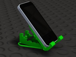 Adjustable iPhone Stand