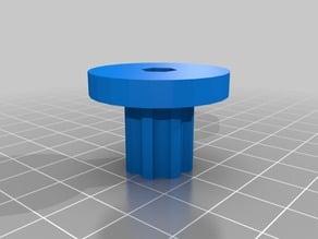 Shimano crank bolt driver Update (Hollowtech II tool TL-FC16)