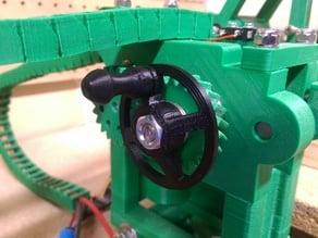 M8 CNC Crank Handles