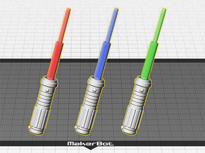 Light Saber Mini - Every Star Wars fan needs one!