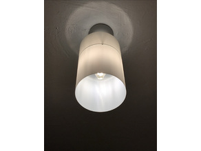 Cylinder Lamp (Single Wall)