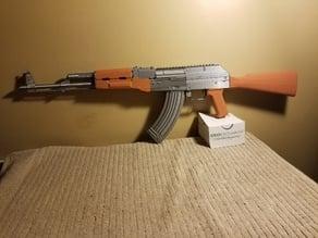 AK-47 / AKM Easy Print Model